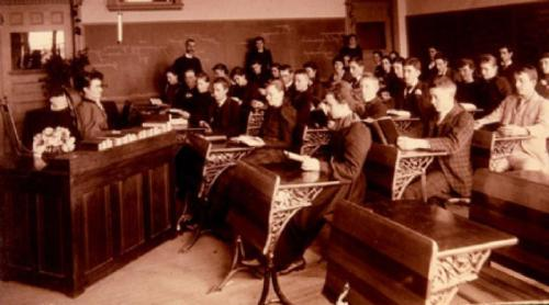 "Education in ""the good old days"""